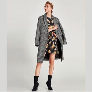 NWOT Zara Floral Romper Dress